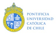 the Pontificia Universidad Católica de Chile
