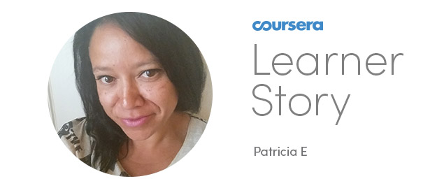 Learner story: Patricia E
