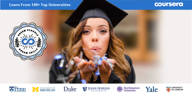 Dream Schools, Dream Skills: Celebrate Graduation Season By Learning From Top Universities